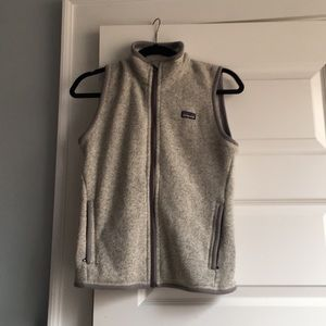 Patagonia Women's Gray Vest Size Small